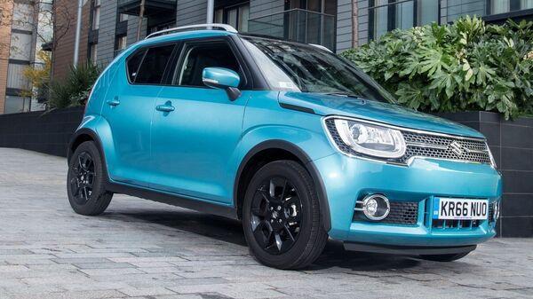 Автомобиль Suzuki Ignis