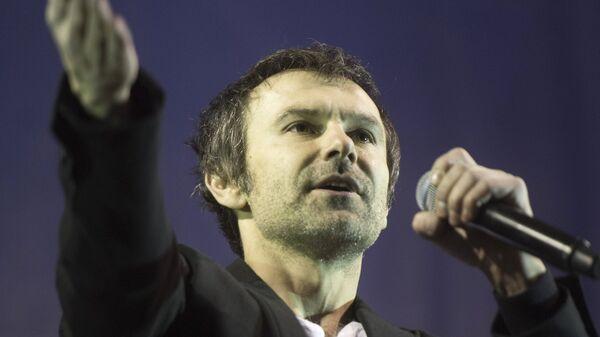 Солист группы Океан Эльзи Святослав Вакарчук