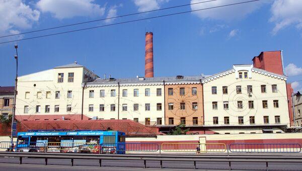 Фабрика Roshen. Архивное фото