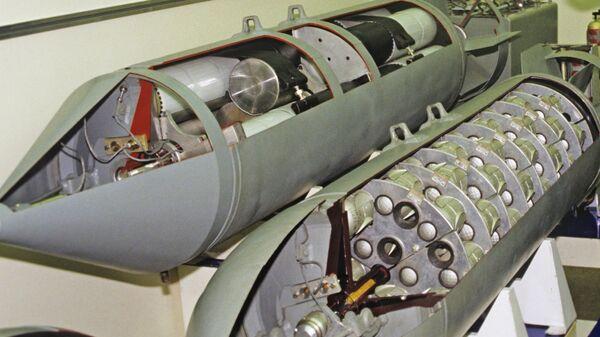 Устройство кассетной бомбы. Государственное научно-производственное предприятие Базальт