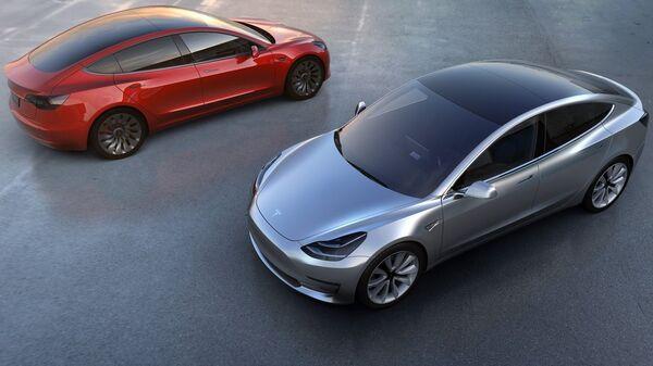 Автомобили Tesla Model 3