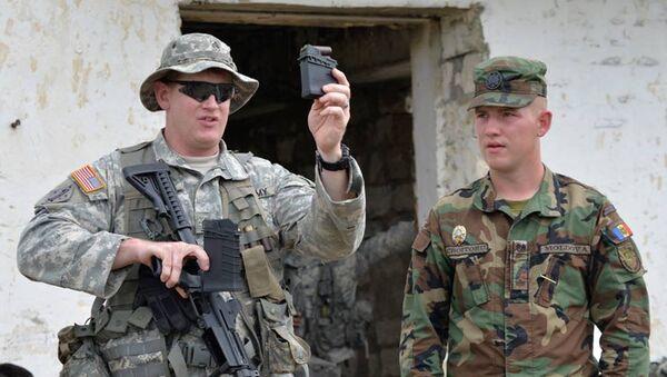 Молдавско-американские учения Dragoon Pioneer 2017