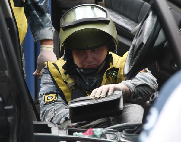 Взрыв в Кишиневе осуществил не профессионал - вице-спикер