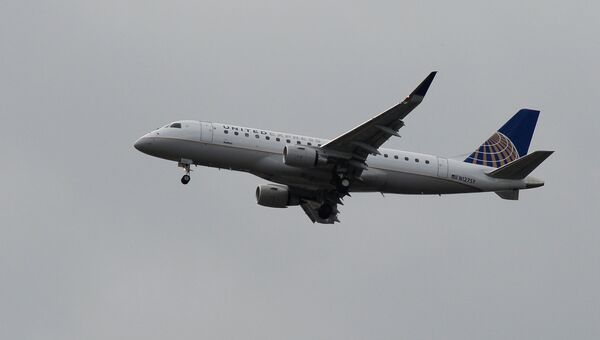Самолетавиакомпании United Airlines. Архивное фото