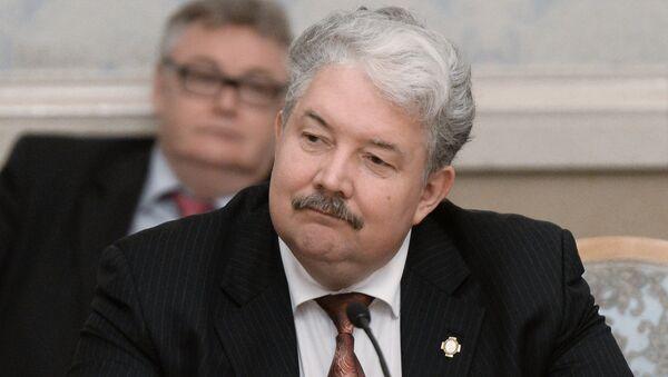 Сергей Бабурин. Архивное фото