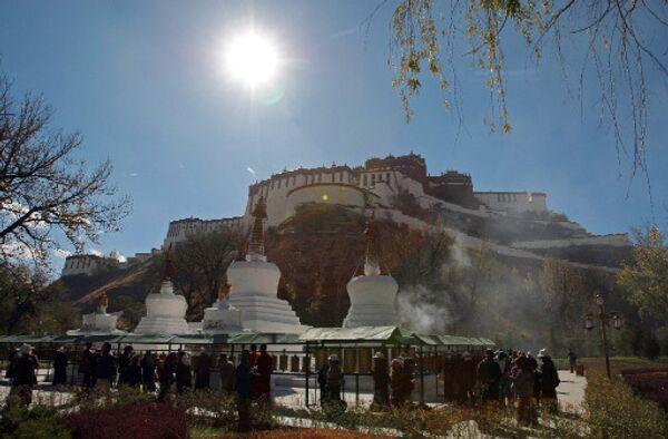 Большинство районов Тибета открыты для иностранных туристов