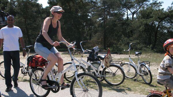 Люди, которые ездят на работу на велосипеде, меньше болеют