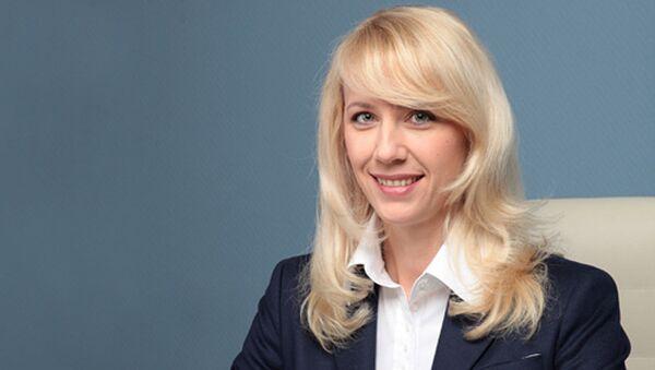 Генеральный директор компании ВТБ Медицинское страхование (ранее РОСНО-МС) Елена Белоусенко. Архивное фото