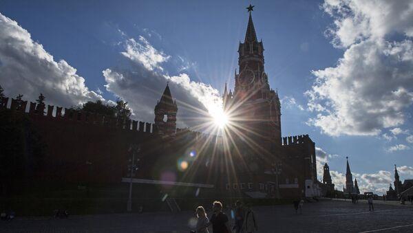 Кремль в Москве. Архивное фото