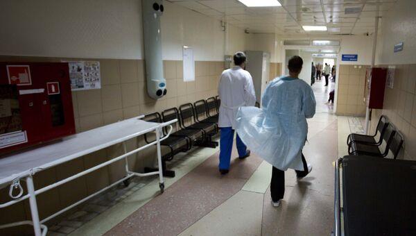 В травматологическом отделении Сургутской клинической травматологической больницы. 19 августа 2017