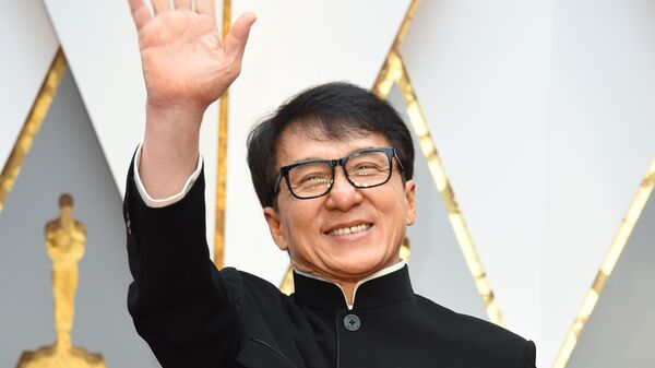 Актер Джеки Чан