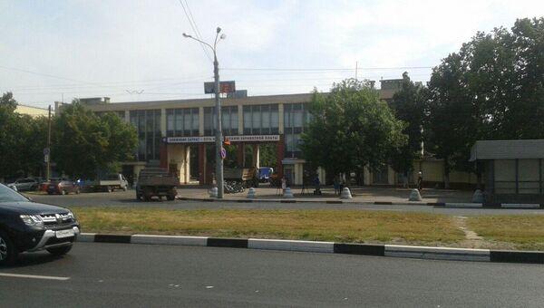 Горьковский автозавод в Нижнем Новгороде. 23 августа 2017