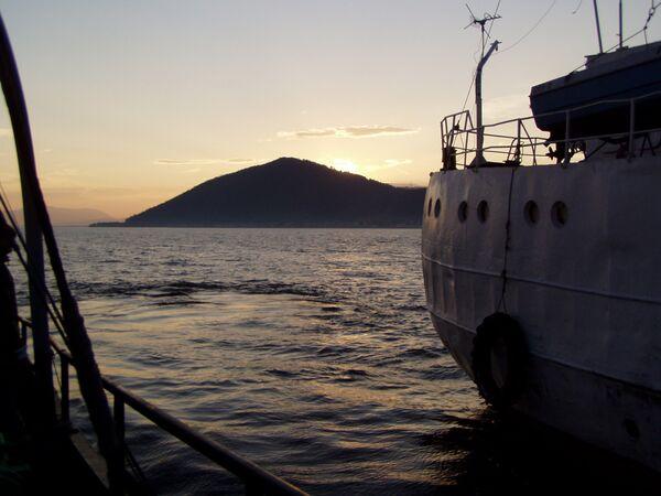 Исследование Байкала с помощью глубоководных аппаратов Мир