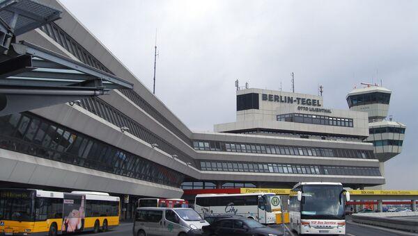 Международный аэропорт Тегель. Архивное фото
