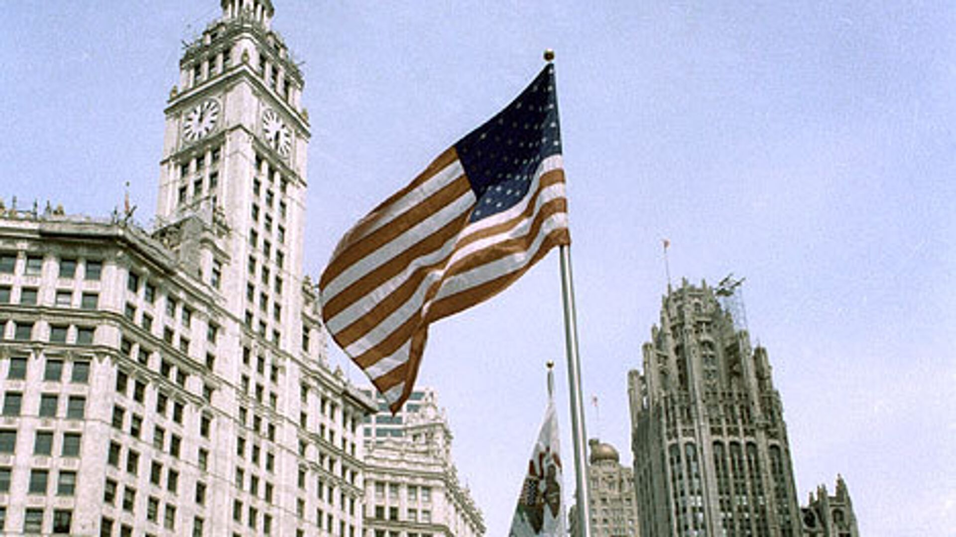 США. Чикаго - РИА Новости, 1920, 13.04.2021