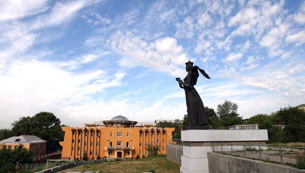 Улан-Удэ. Архивное фото