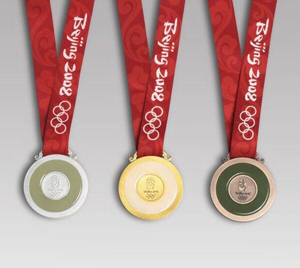 Олимпийские медали 2008