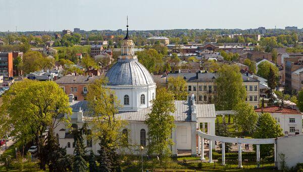 Даугавпилс. Латвия. Архивное фото