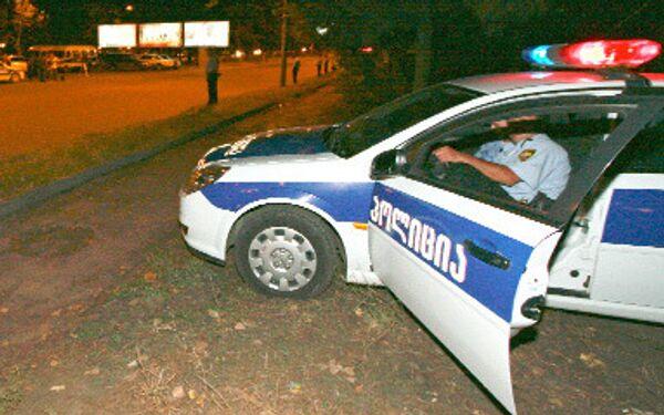 Полиция Грузии задержала гражданина России