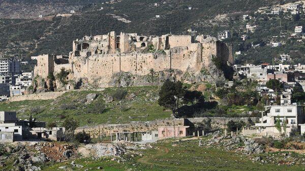 Сирийская провинция Хама