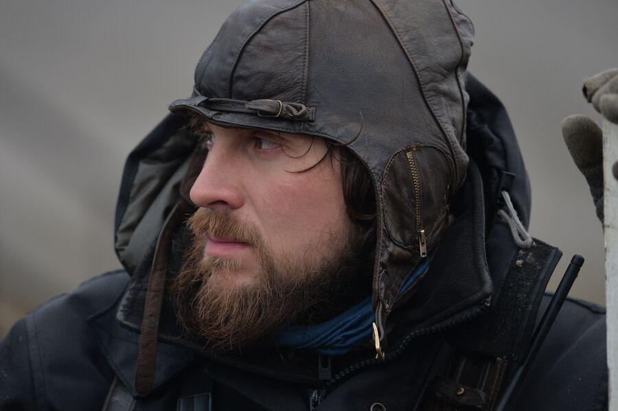 Геннадий Федоров, государственный инспектор в области охраны окружающей среды государственного природного заповедника Остров Врангеля