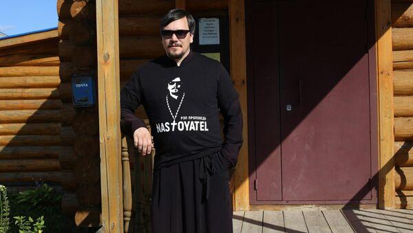 Священник Максим Курленко
