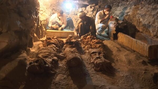 Находка в Египте: что обнаружили археологи в гробнице возрастом 3500 лет