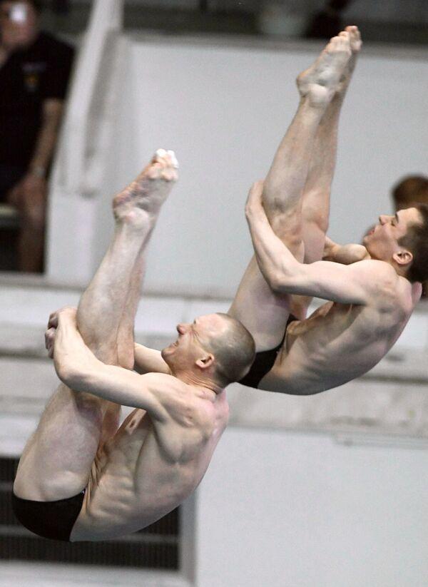 Дмитрий Саутин и Юрий Кунаков