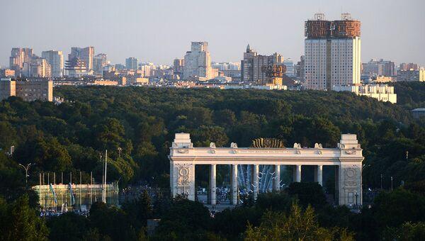 В Парке Горького состоится благотворительный Скандинавский променад