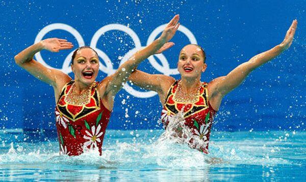 Ермакова синхронное плавание фото