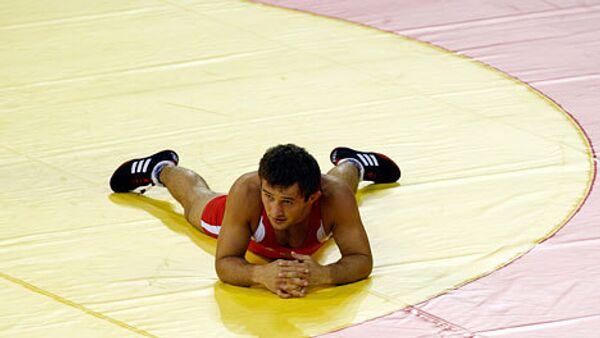 Бесик Кудухов завоевал бронзовую медаль на Олимпийских играх в Пекине в турнире борцов вольного стиля