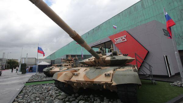 Танк Т-90СМ. Архивное фото
