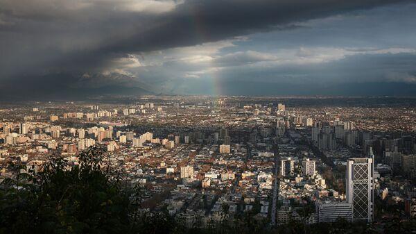 Города мира. Сантьяго