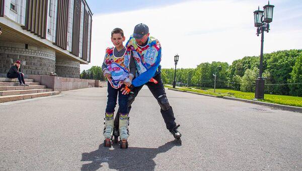 Первые Старты мечты по роллер-спорту пройдут в Московской области