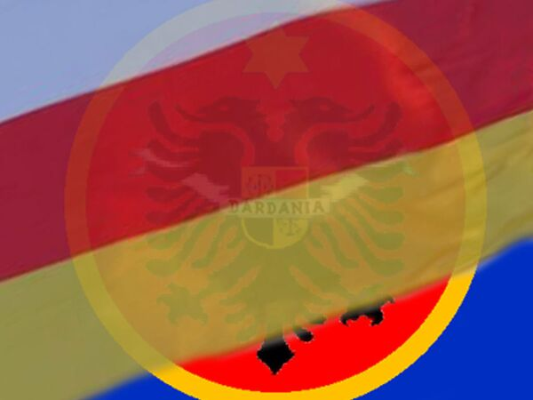 Косово, Южная осетия