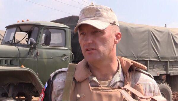На нас ехали танки и БМП – российские военные рассказали о бое с террористами