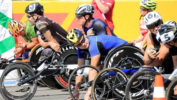 В полумарафоне на колясках примут участие молодые спортсмены из регионов