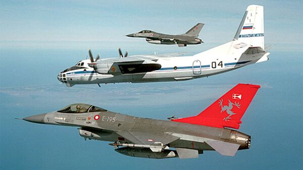 Наблюдательные полеты по Договору по открытому небу