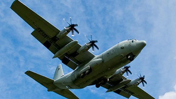 Наблюдательные полеты по Договору по открытому небу. Архивное фото
