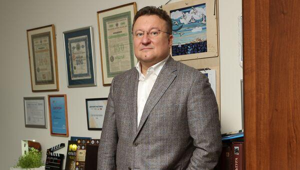 Коммерческий директор, член правления НСПК Сергей Радченков