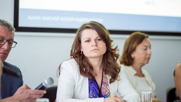 Замгендиректора компании Gorn Development Мария Котова