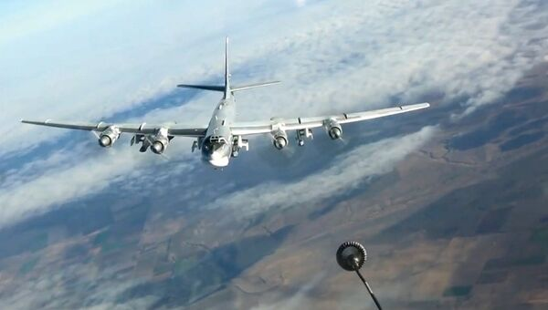 Ту-95МС. Архивное фото