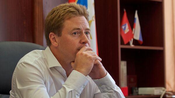 Экс-губернатор Севастополя Дмитрий Овсянников