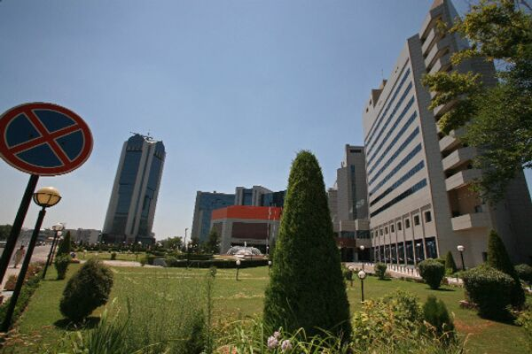 Город Ташкент. Архив
