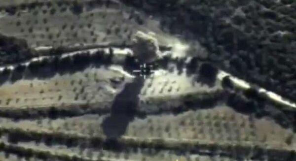 Авиаудары ВКС РФ по объектам террористов в Сирии. 30 сентября 2017