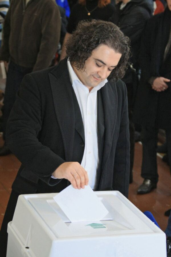 Выборы. Архив