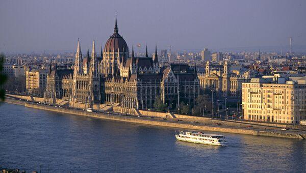 Здание парламента Венгрии в Будапеште. Архивное фото