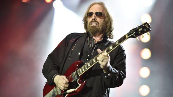 Фронтмен американской рок-группы Tom Petty and the Heartbreakers Том Петти