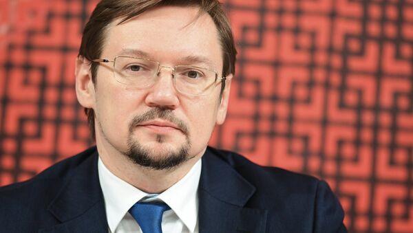 Заместитель министра культуры РФ Александр Журавский. Архивное фото