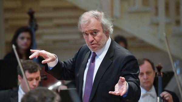 Художественный руководитель Мариинского театра Валерий Гергиев. Архивное фото